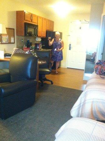 Candlewood Suites Manassas: Excellent room