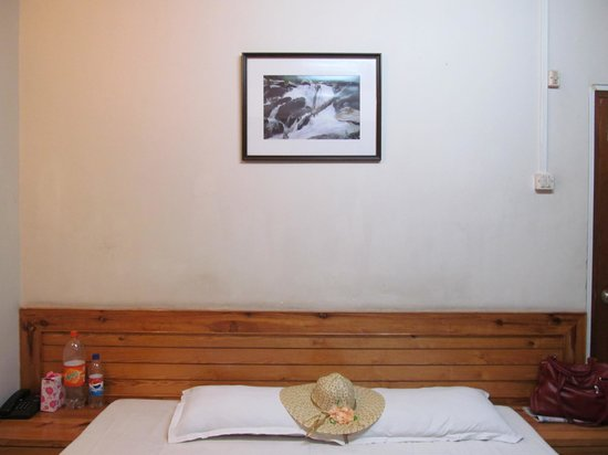 White Orchid Guesthouse. : Double bedded Deluxe Room