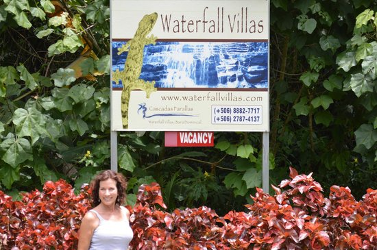 Waterfall Villas!  The ideal retreat!