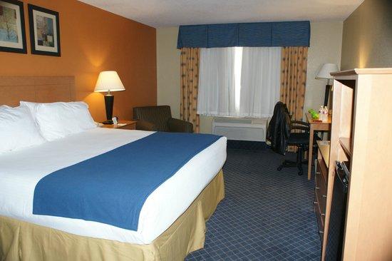 Holiday Inn Express Hotel & Suites Carlsbad: Room