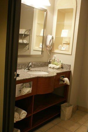 Holiday Inn Express Hotel & Suites Carlsbad: Bathroom
