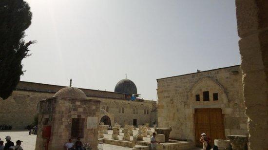 Al Aqsa Mosque: Masjid Al Aqsa