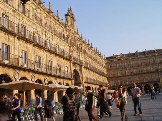 JCH Aparthotel Congreso: Plaza Mayor Salamanca