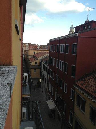 Hotel Agli Artisti: Our view...