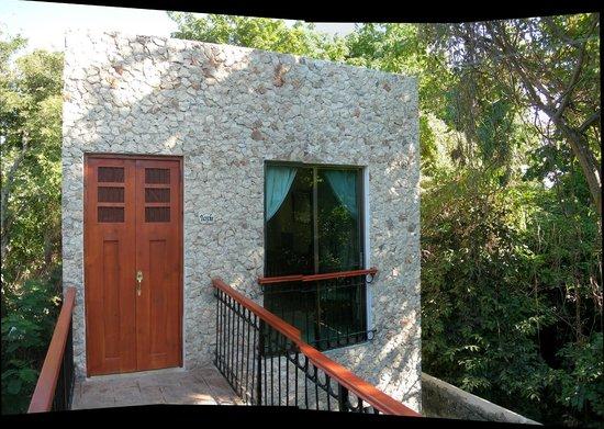 Casa Del Maya : Casita 2: Yaxche room