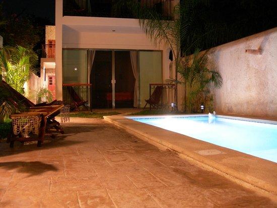 Casa Del Maya : Chaac Room