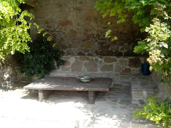 La Garriga de Castelladral: Paz