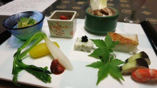 Yamashinobu: Dinner