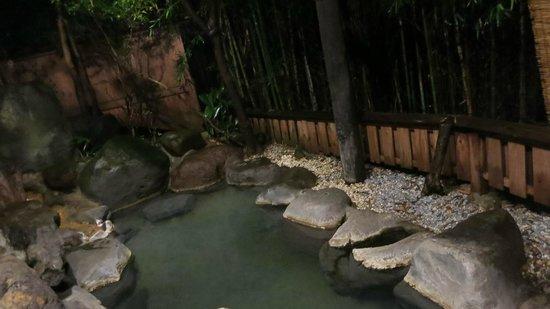 Yamashinobu: One of private bath
