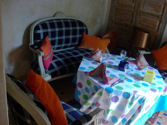Dar Adul: Caravane Cafe