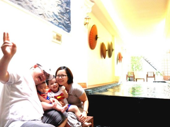Vintage Eleven Guesthouse: Family getaway @ Vintage Eleven Malacca