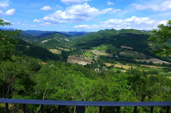 Hotel Fortebraccio : View from Room