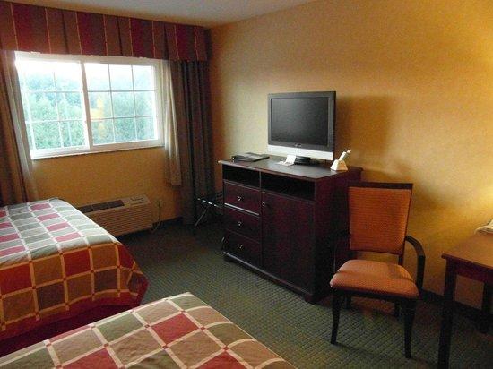 BEST WESTERN PLUS Ticonderoga Inn & Suites: Nice and clean bedroom