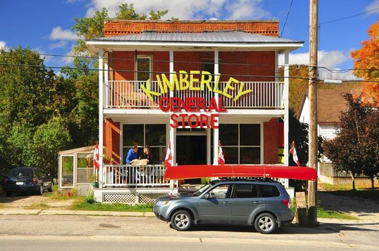 Kimberley general store all you need to know before you for Old fashioned general store near me