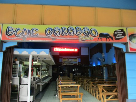 Blue Carabao Diner: Come ! Taste the