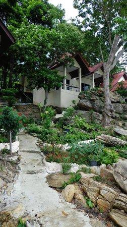 Sunrise Villas Resort: bungalows