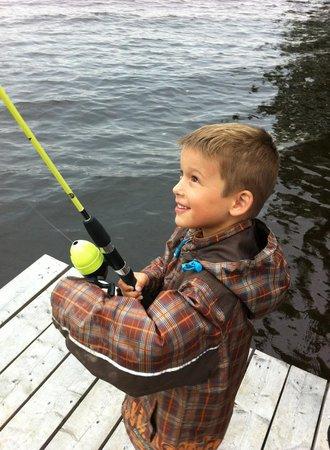 Lavenue de Mitchourine tout pour la pêche