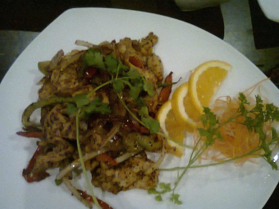 Ruyi Asian Fusion: Mongolian Chicken