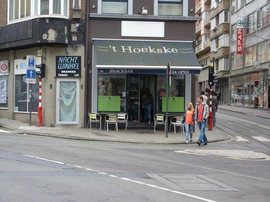 't Hoekske: Snack t'Hoekske