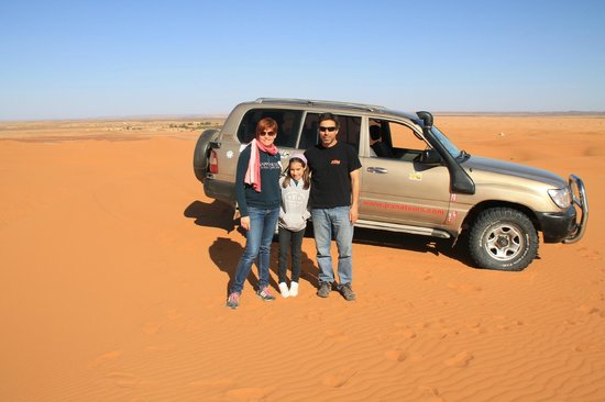 Jrana Tours Morocco: de vacaciones con la familia