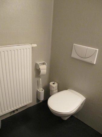 Arbotel: Les toilettes avec du papier !