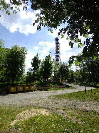 Park Bohdana Khmel'nyts'koho