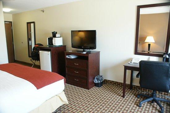 Holiday Inn Express O'Neill: Room