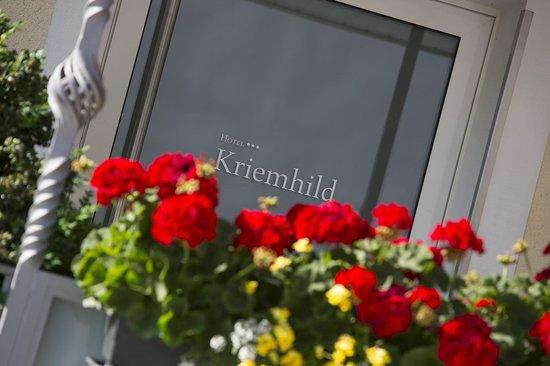 Hotel Kriemhild: entrance