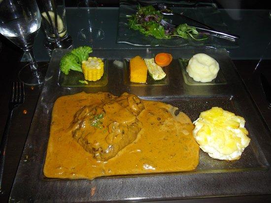 La Cultura Del Gusto: Tasty steak dish!!!