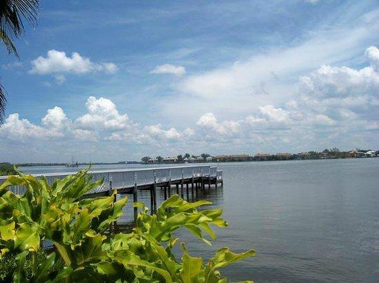 Tradewinds Beach Resort: Bay