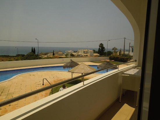 Hotel Maritur: View from Balcony