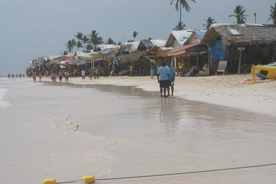 Luxury Bahia Principe Ambar Don Pablo Collection: Local market near the beach