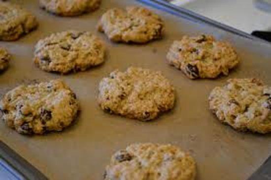 Cream Cafe : Fresh baked goods