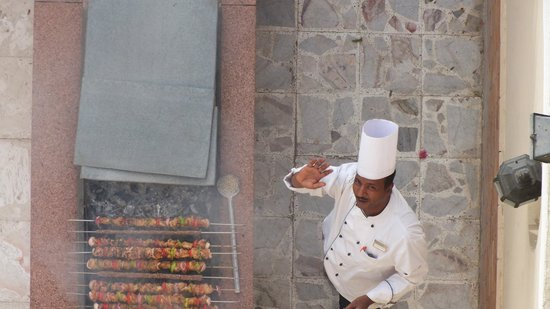 Iberotel Luxor: dining