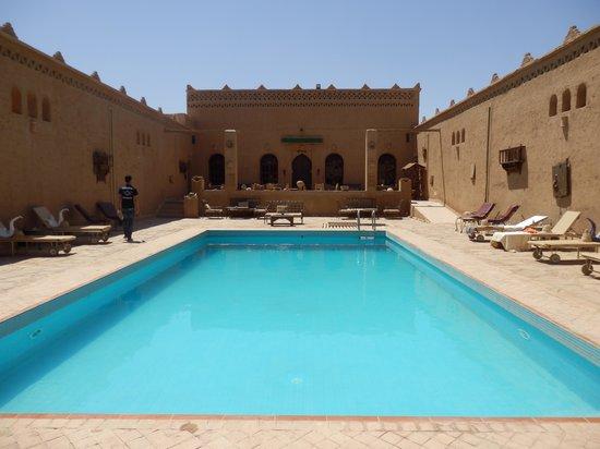 Kasbah Ennasra: Pool