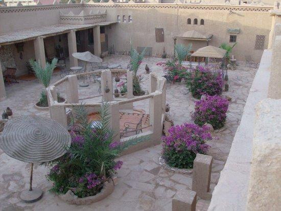 Kasbah Ennasra: Hotelhof