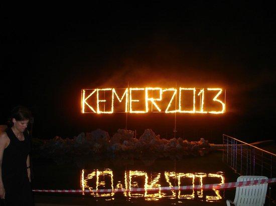 Club Med Kemer: 2013