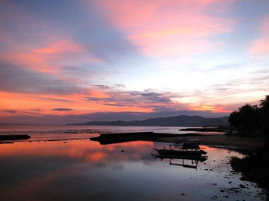 The Natia: Sunset
