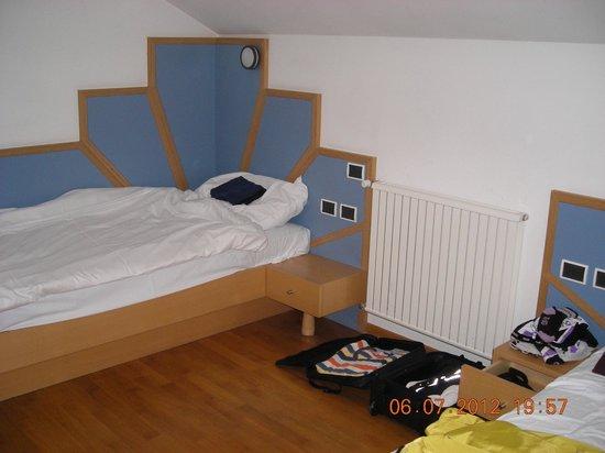 Centro Vacanze Grand Hotel: camera con due letti singoli