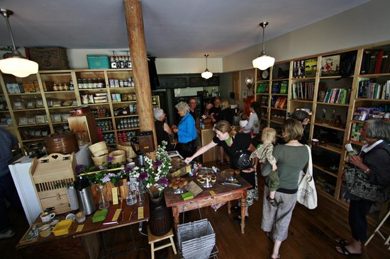 Kimberley General Store: opening day