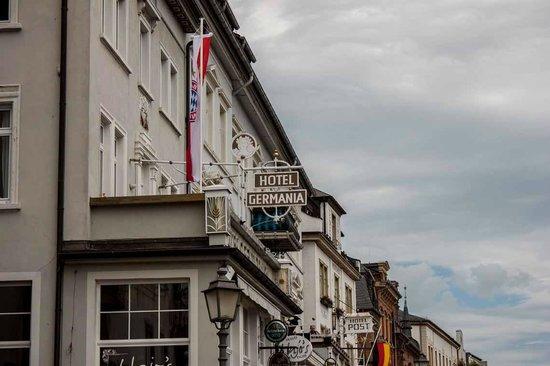 Hajo's Hotel Germania: Hotel Germania