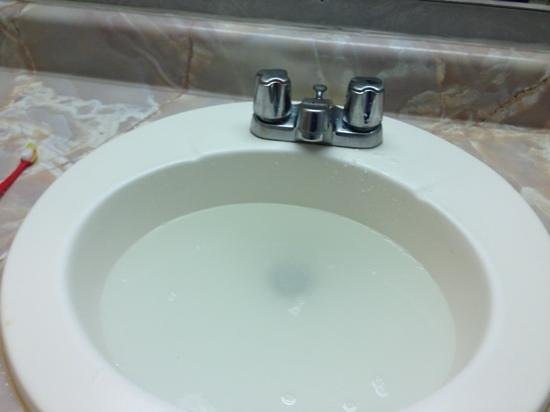stopped up bathroom sink stopped up bathroom sink stopped up sink picture of 20708