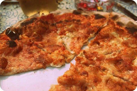 Castellare: Pizza Nappino