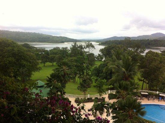 Gamboa Rainforest Resort: Parc, jardins de l hôtel