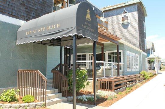 Inn at Nye Beach: Entrance