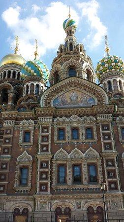 Aventura Travel : Chiesa sul sangue versato