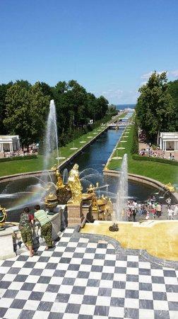 Aventura Travel : Residenza di Peterhof