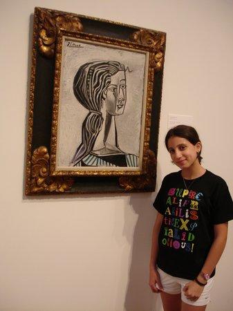 Frances Lehman Loeb Art Center at Vassar College: Picasso