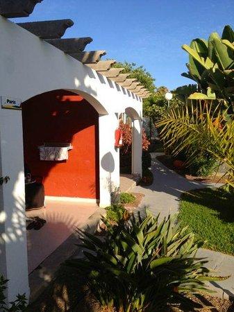 Beach Boys Resort: Seite der Anlage