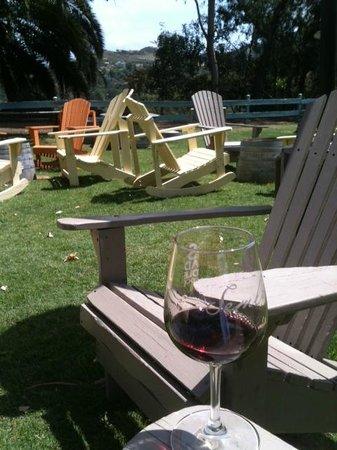 Malibu Family Wines : Malibu Wines Midweek